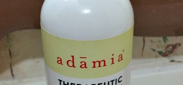 Adamia Therapeutic Repair Lotion