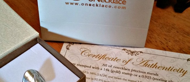oNecklace – Beautiful Personalized Jewelry