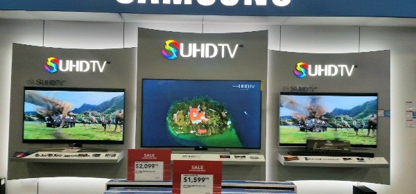 New SUHD Technology from Samsung
