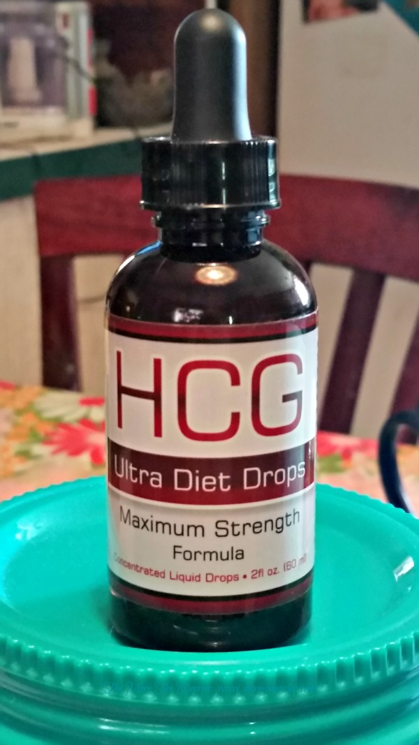 HCG Ultra Diet Drops