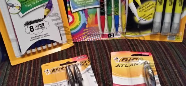 BIC Writing Instruments for Back To School