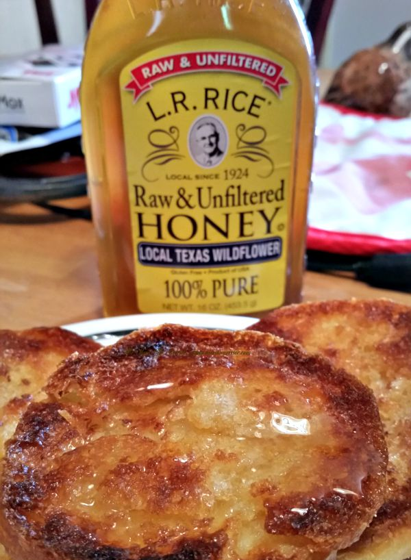 Raw Unfiltered Local Texas Honey from L.R. Rice and Pinnacle Foods