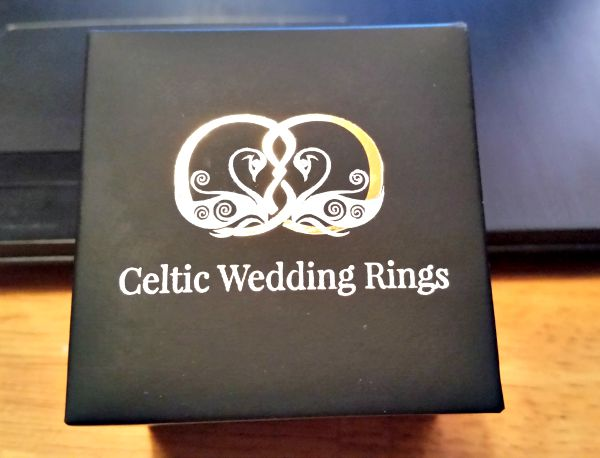 Sterling Silver Celtic Wedding Rings 84 Unique Not only is the