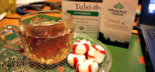 Tulsi Teas from Organic India