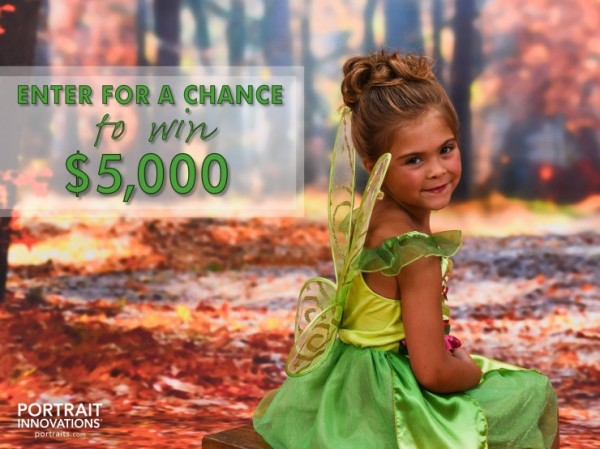 Enter to win $5K in the Portrait Innovations Event Contest!