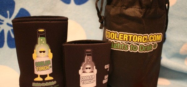 The LED Flashlight Koozie