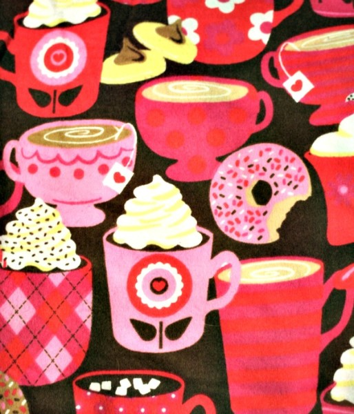 I love this Hot Chocolate print!