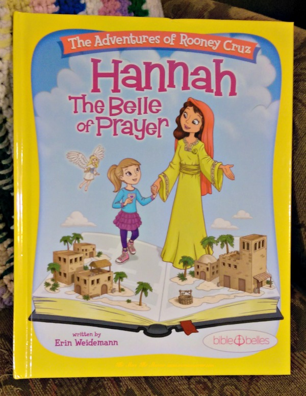 Hannah The Belle of Prayer by Erin Weidemann