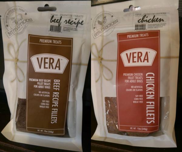 Vera Treats are SoyFree, Corn Free, Wheat Free Goodness!