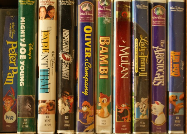 Disney has so many wonderful movies!