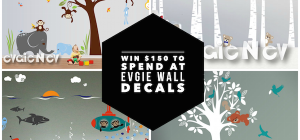 Decorate and Redecorate With Evgie Walls!