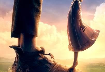 "A New Poster for Disney's ""The BFG"""