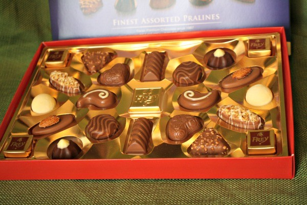 Chocolat Frey® Finest Assorted Pralines