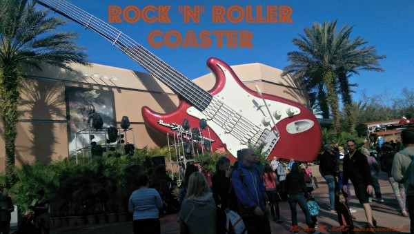 My teens love the Rock 'N' Roller Coaster