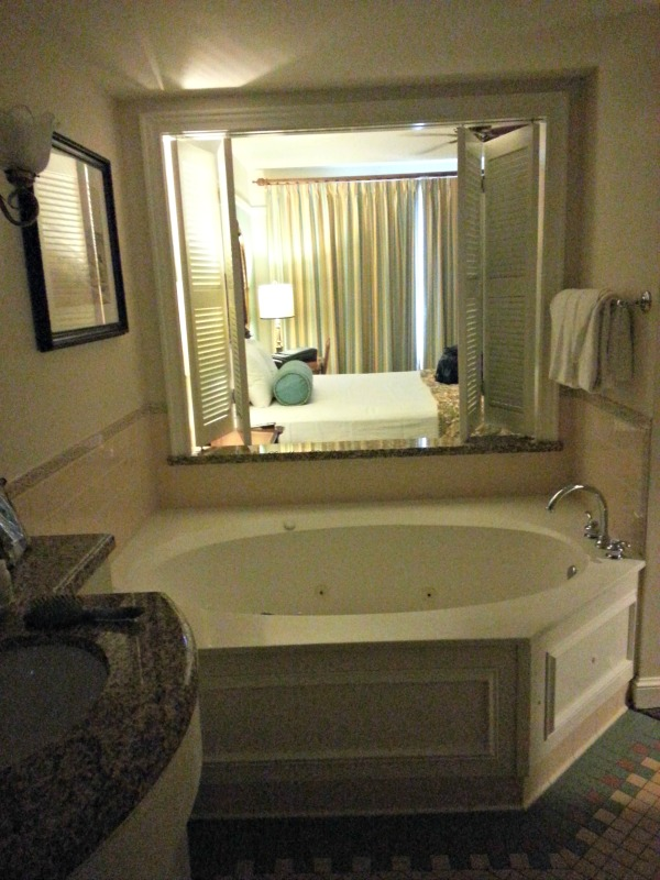 Just look at that tub! My teens spent much time here!
