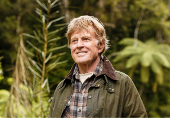 Robert Redford stars in Pete's Dragon!