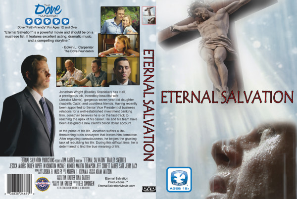 Eternal Salvation is a MUST SEE MOVIE!