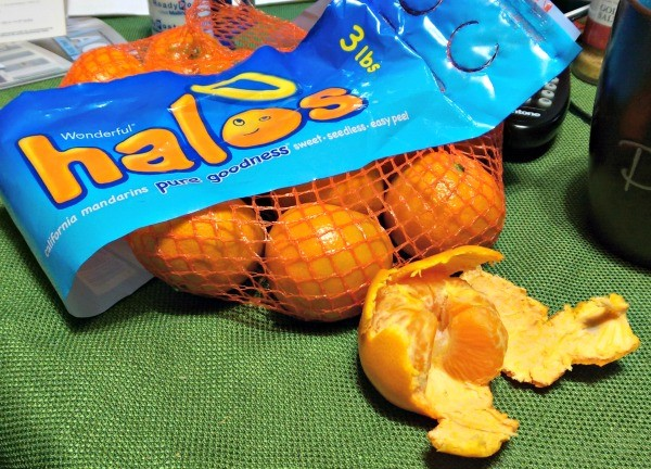 Halos® California Mandarins Are Only Around 50 Calories Each!