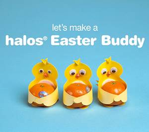 Halos® Easter Buddy