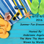 Time for the Summer Fun Giveaway HOP