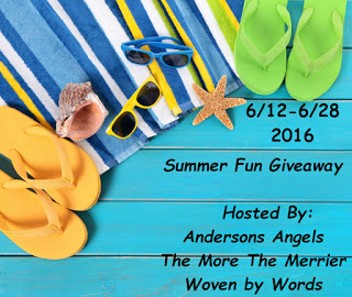 It's Time for the Summer Fun Giveaway Hop!