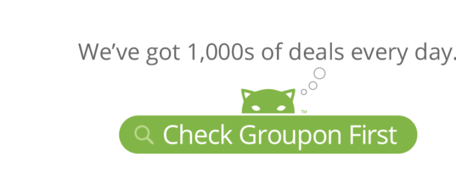 Save More With Groupon Coupons!