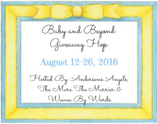 Come Join the Baby and Beyond Giveaway Hop!
