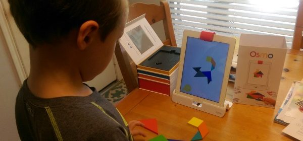 Fun and Educational Play with Osmo!