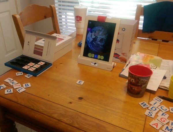 Osmo Words is Fun and Educational