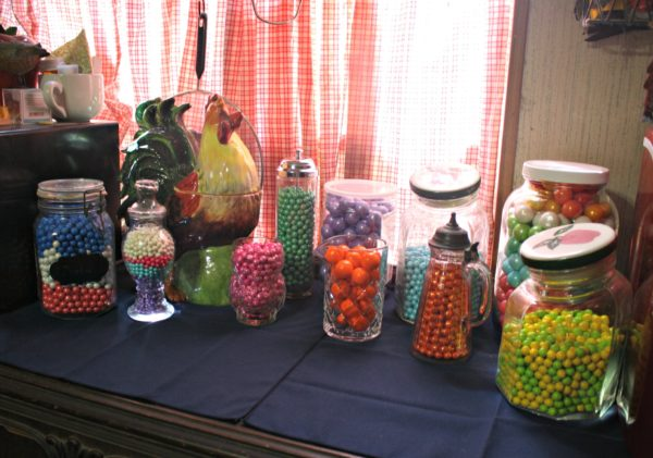 Candy Buffets are easy with Celebration by Frey