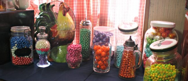 A Candy Buffet Will Make Celebrations POP!