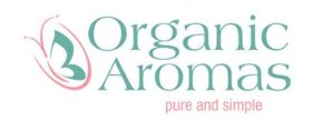 Organic Aromas Essential Oils & Diffusers for great home scents!
