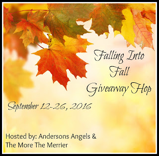 Falling Into Fall Giveaway Hop