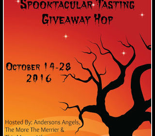 Spooktacular Tastings Giveaway is LIVE!