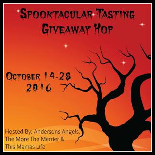 Spooktacular Tasting Giveaway Hop!