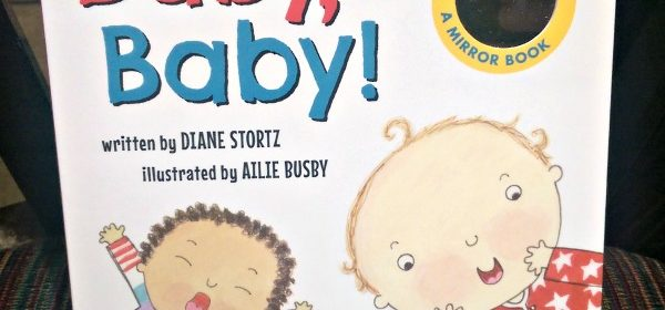 Baby, Baby! A Mirror Board Book