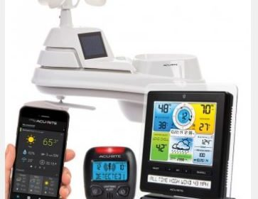 Rain or Shine – AcuRite Weather Stations