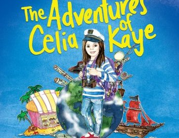 Adventures Of Celia Kaye Giveaway