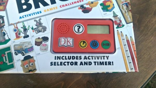 This cool activity selector helps choose an activity.