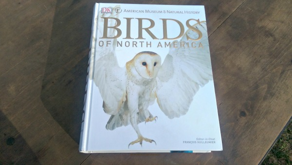 American Museum of Natural History's Birds of North America from DK Publishing