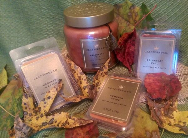 Crafters & Co. Candles and Wax Warmer Melts are Buy 1 Get 1 free! at Hallmark Gold Crown Stores!