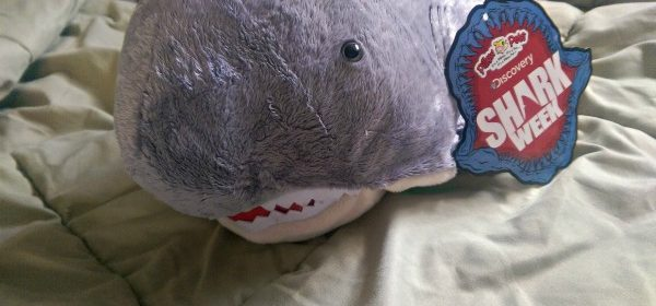 Pillow Pets Sharky Shark – Holiday Gift Guide