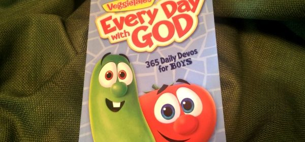 Devotionals For Children From VeggieTales
