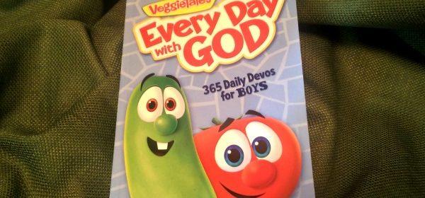 Devotionals For Children From VeggieTales