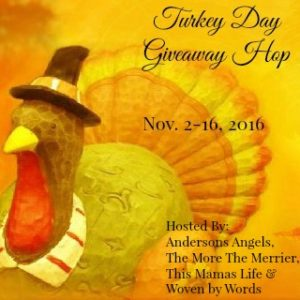 Turkey Day Giveaway Hop Button