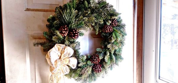 Wreaths Galore At Christmas Forest!