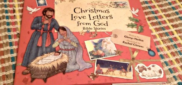 Bible Stories: Christmas Love Letters from God