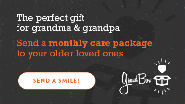 GrandBox is perfect for your Nana & Papa!