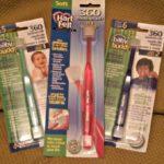 HartFelt 360 Toothbrushes make great for stockings!