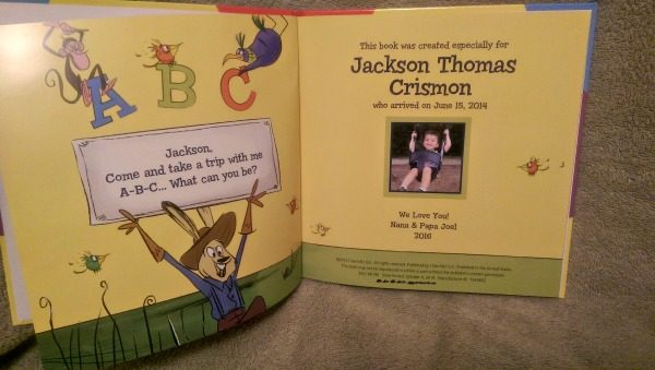 I See Me! Books are personalized children's books that are so cute!